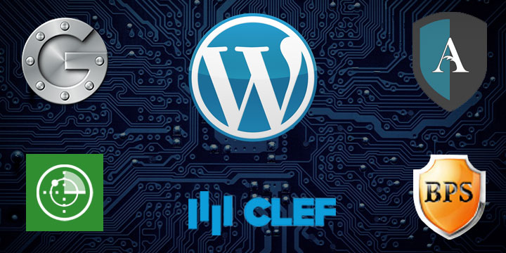 WordPress security banner