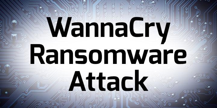 WannaCry Banner
