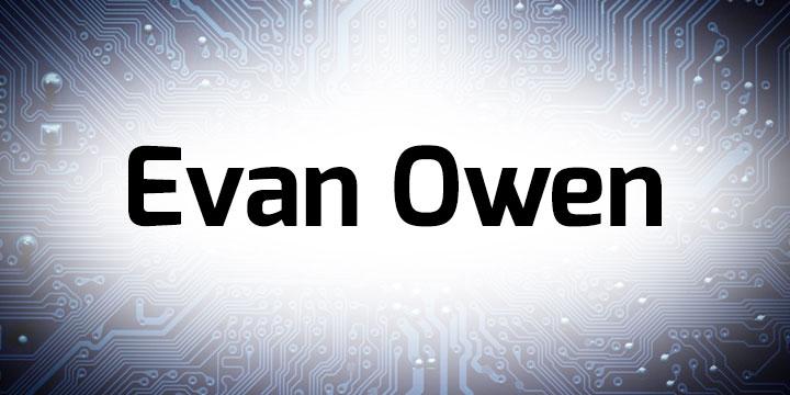 Evan Owen banner