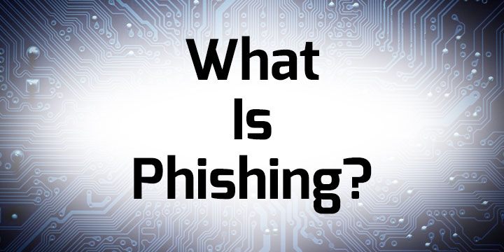 What is phishing banner