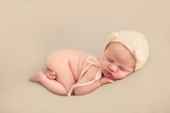 Rose Photography Baby Photo
