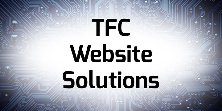 TFC Website Solutions Banner