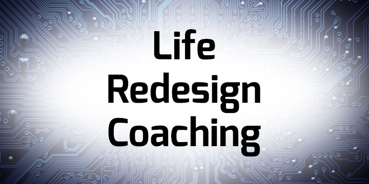 Life Redesign Coaching banner