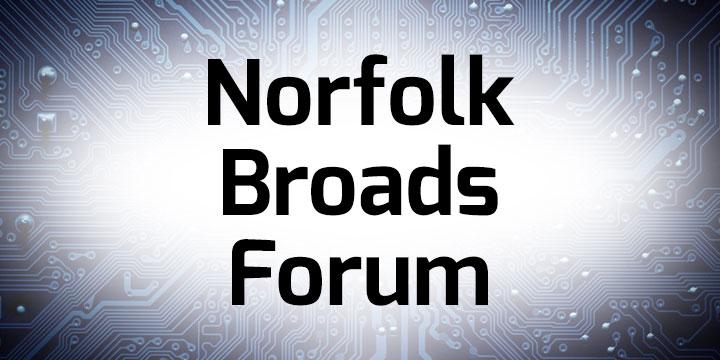 Norfolk Broads Forum