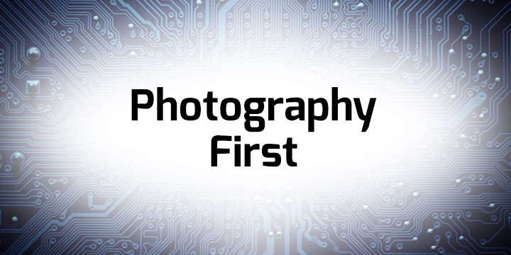 Photography First