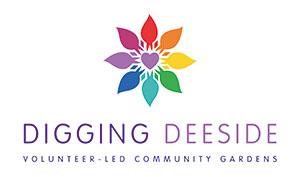 Digging Deeside Logo