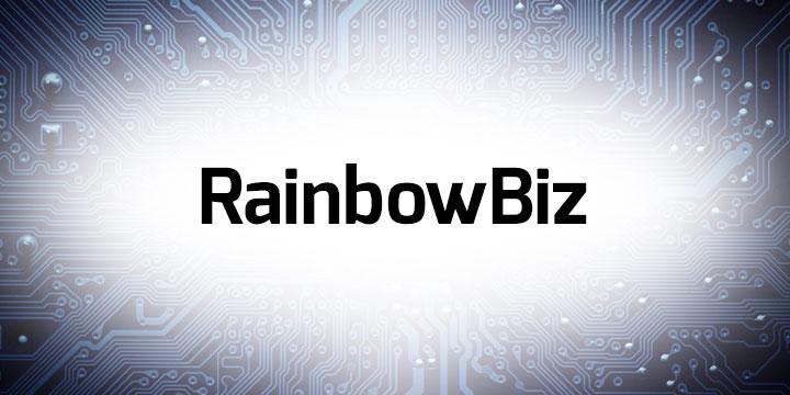 Rainbowbiz banner